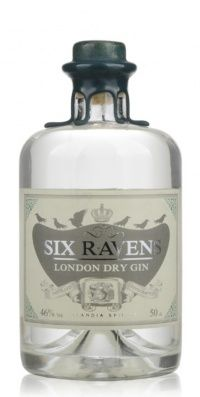 Six Ravens - London Dry Gin