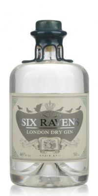 Six Ravens - London Dry Gin