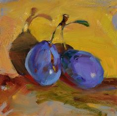 """Gloria's Plums"" by Jennifer Evenhus"