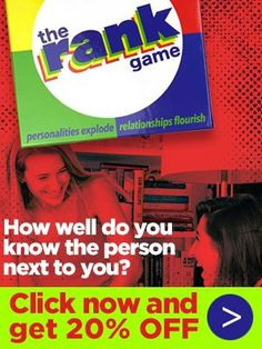 Win a Free Copy of The Rank Game--Contest! | Christian Activities