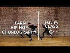 Learn Hip Hop: Dance Class by Misha Gabriel: House Level 1 - YouTube