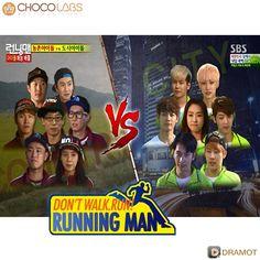 City-dols vs country-dols featuring Chansung, Minhyuk, Bora, Minho, etc!  Watch Running Man Ep. 201 on DRAMOT  #RunningMan #2PM #SHINee #Sistar #CNBLUE #SongJiHyo #KangGary #MondayCouple