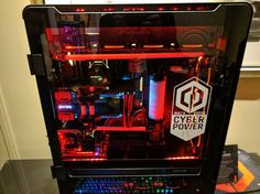 CyberpowerPC's Prostreamer II: Bigger, Better, Still Two PCs In One And another massive rig! #rigs