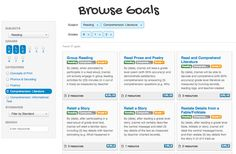 Goalbook: Website that helps in designing IEPs that align with the Common Core Standards