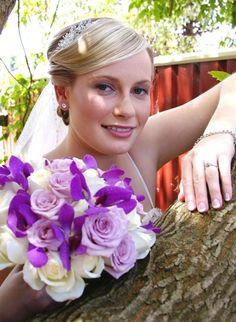 """Un-edited pre-wedding bridal portrait for Alayne...Natures lighting, & """"natural looking"""" moment ..."""