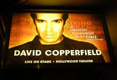 An Evening of Grand Illusions with David Copperfield in Vegas | ColorfulPlaces.com #davidcopperfield #magic #lasvegas #travelguide