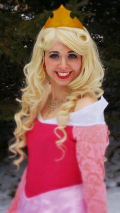 Princess Rose, the ageless beauty. www.twincitiespartyprincess.com