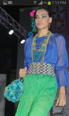 Bertha Henriquez -  Pasarela AMA 2013 Ideas, Style, Fashion, Walkways, Chiffon, Swag, Moda, Fashion Styles, Fashion Illustrations