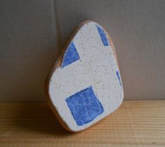 Sea pottery  Bianca e blu Vintage beach di lepropostedimari