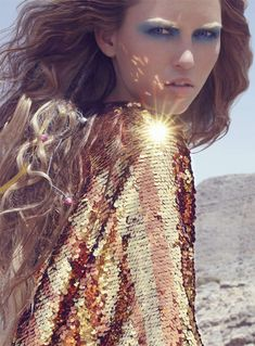 i LOVE LOVE LOVE THIS!!! Harper's Bazaar Arabia July/August 2010