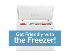 Our freezer is my family's biggest money saver. Watch my video and learn about stockpiling, freezing meats, milk, bread and more to save time and dollars.