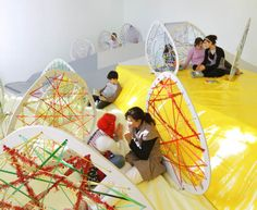 playing room interior elementary school design innovation