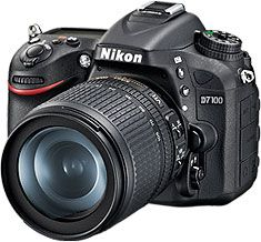 Máquina digital Nikon D7100 - Foto editada pelo Câmera versus Câmera