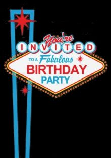 party more birthday parties vegas birthday las vegas birthday party ...