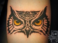 owl tattoo - Hledat Googlem