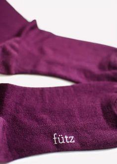 Essential / Women – fütz | Socks Simplified Woman Wine, Sensitive Skin, Bamboo, Socks, Women, Sock, Stockings, Ankle Socks, Woman