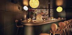 Bar Eight: Cocktails @ basement of 8 Mount Street Restaurant (Mayfair)