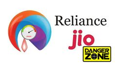 Reliance Jio Entered In Danger Zone - Incumbent Will Be On Recovery Path