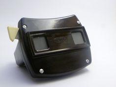 Vintage Bakelite Meoskop Meopta Collectible by LifeOnArborLane