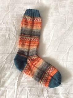 More Sweet 'n Spicy (Opal) socks