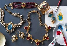 Gypsy jewelry is fantastic !!