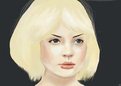 Drawing: Ann