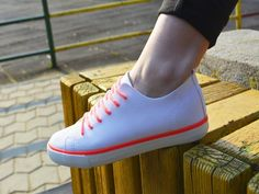Tenisi Fusion 👟💄👜 www. Shoes Sport, White Fashion, Spring Collection, Sneakers, Girls, Tennis, Slippers, Daughters, Athletic Shoes