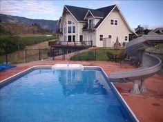 House vacation rental in Chelan from VRBO.com! #vacation #rental #travel #vrbo