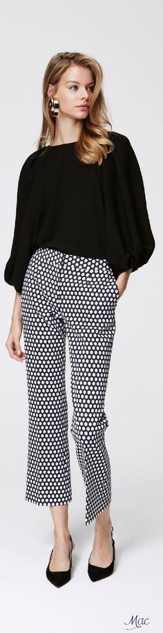 Pre-Fall 2016 Escada women fashion outfit clothing style apparel @roressclothes closet ideas