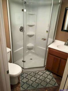 Nice 55 Small Bathroom Remodel Ideas https://roomaniac.com/55-small-bathroom-remodel-ideas/