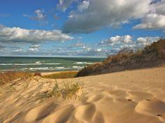 Indiana Dunes, Chesterton, Indiana