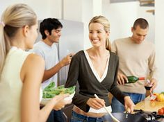 Feeding a crowd on the cheap. Party food ideas, food shopping tips, must-have tools, and more