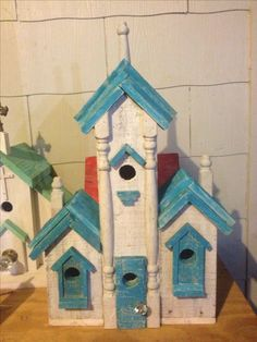 BIRD HOUSE – affordable housing is easy to find in the right places.