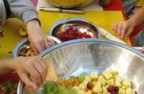 Die Praxis - Berliner Tafel Kinder und Jugend