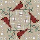 Biscornu - theflossbox - Picasa Web Album