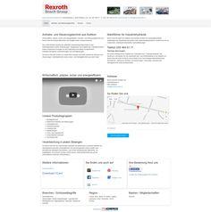 Bosch Rexroth Schweiz AG, Buttikon, Schwyz, Steuerungen, Mobile Anwendungen, Lineartechnik