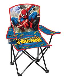 Take a look at this Spider-Man Youth Chair by Marvel on #zulily today!  http://www.zulily.com/invite/Zulily20Store