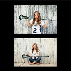 Girls Lacrosse senior pictures