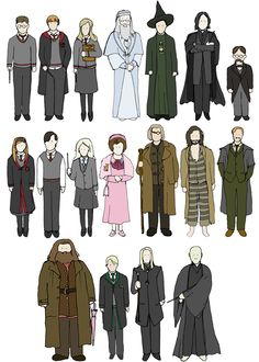 if you can name all of these without fail,you are a true potterhead. <-- I am a potterhead!