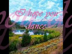 Lyrics for i hope you dance by leanne womack