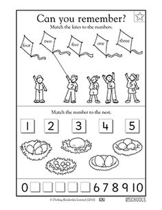 Small Smaller Smallest Favorite Worksheets Pinterest