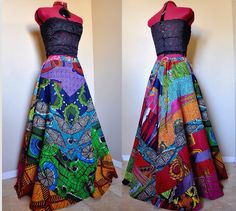 Collective African Designs: Skirts