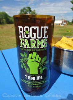 Recycled Rogue Farms Grow the Revolution by ConversationGlass