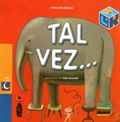 Title Slide of Tal vez Elementary Spanish, Spanish Classroom, Spanish Teaching Resources, Spanish Lessons, Teacher Problems, Reading Stories, Dual Language, Kids Story Books, Lectures