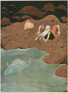 Tenggren From Grimm's Fairy Tales