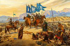 Türkler 11.Yüzyıl'da, asırlar boyunca yaşadıkları Orta Asya steplerinden Batı'ya göç ettiler. Günümüzün İran sınırları içerisinde bir devlet kurdular. Farklı dinlere olan hoşgörüsü ile tanınan Büyük Selçuklu Devleti, Bağdat'taki Abbasi Halifesi tarafından Doğu ve Batı'nın hakimi ve İslam'ın koruyucusu ilan edildi. Selçuklular, Bizans İmparatorluğu'na karşı Türklere Anadolu'nun kapılarını açan Malazgirt Muharebesi'ni kazandılar. Selçukluların hikayesine beraber göz atalım.