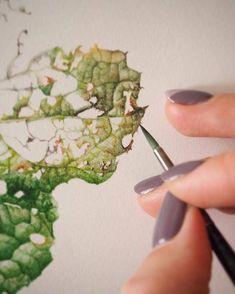"4,685 Likes, 22 Comments - Watercolor illustrations  (@watercolor.illustrations) on Instagram: "" Watercolorist: @kseniamamonova #waterblog #акварель #aquarelle #painting #drawing #art #artist…"""