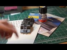 MF | How to print scale decals - YouTube