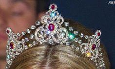 Artemisia's Royal Jewels: Dutch Royal Jewels: The Mellerio Ruby Parure