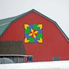 Please follow thanks #wisconsin #mf #photooftheday #picoftheday #milwaukee #midwest #barn #barns #barnquilt #barnsofinstagram #snow #colors #farm #farmer #farming #love